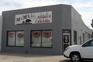 M & M Antiques and Collectibles